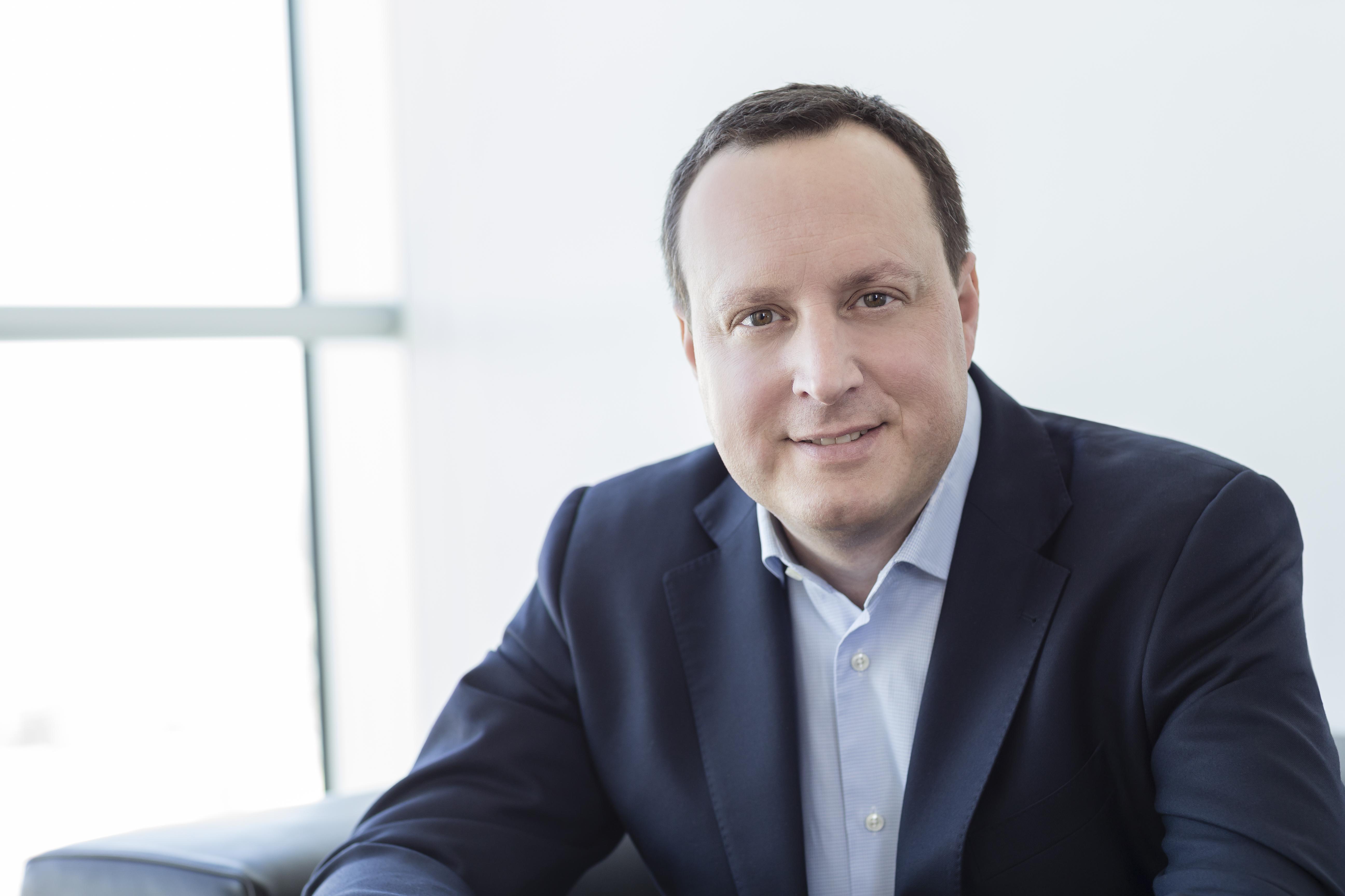 Markus Haas, COO von Telefónica Deutschland