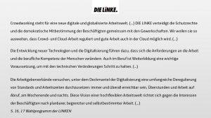 Arbeit40-LINKE-Slides