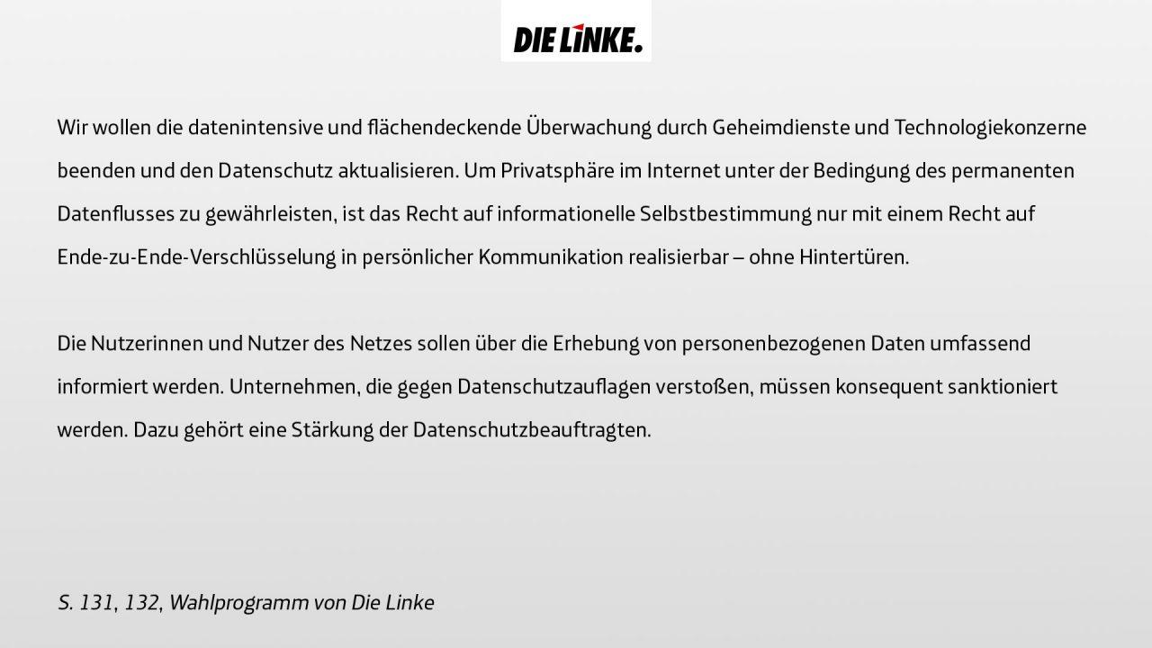 Datenschutz-LINKE-Slides