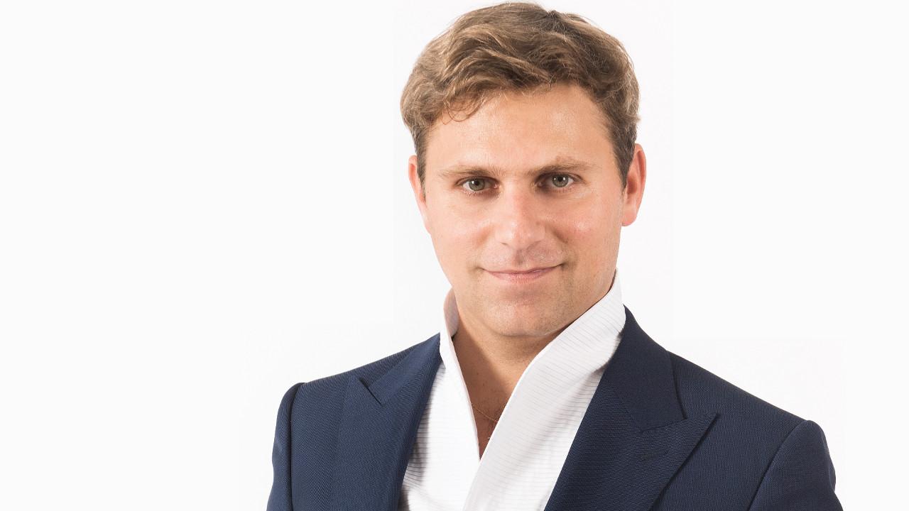 Pascal Kaufmann, Mitgründer von Starmind.